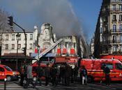 Incendie l'Elysée Montmartre liste concerts annulés