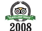 TripAdvisor Travellers' Choice 2008