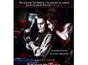 Sweeney Todd film avec Johnny Deep