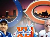 Finale Super Bowl Poings, ligne