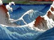 tourbillons Naruto large l'île d'Awaji (1855). Hiroshige.