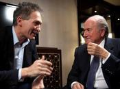 Téléfoot Entretien exclusif avec Sepp Blatter dimanche