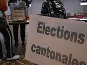 cantonales: tout monde s'en fout