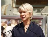 Dame Helen Mirren Walk fame