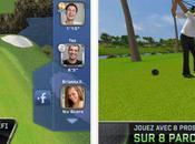 Tiger Woods Tour disponible l'App Store pour iPhone iPad