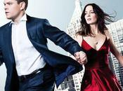 L'Agence George Nolfi avec Matt Damon Emily Blunt