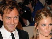 Jude remis rupture avec Sienna Miller Lily Cole couple