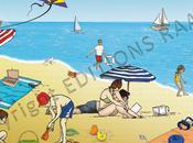 Posters Vacances d'été l'automne