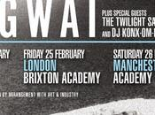 Mogwai Twilight Brixton Academy (Londres, 25/02/11)
