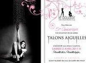 BOUDOIR lancement soirées TALONS AIGUILLES