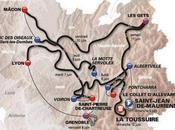 Critérium Dauphiné 2011 étapes