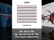 Troisième album jour: Pigeon Detectives. J'ai du...