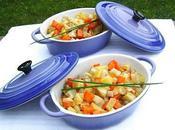 Petites Cocottes Légumes Racine