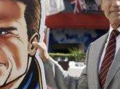 [Cultures l'Imaginaire] Arnold Schwarzenegger Cannes pour lancer dessin animé