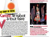 Page culture Web, Marie Claire, V-11
