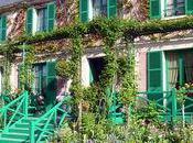 Giverny dans l'éblouissement jardin Claude Monet
