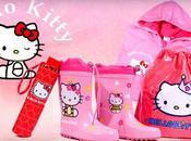Hello Kitty Tenues pluie vente privée