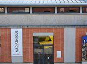 Installation in-situ médiathèque Abattoirs
