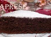 Torta Caprese d'Alba Pezone Gâteau moelleux chocolat amandes pour Pessah