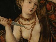 Cranach temps Paris