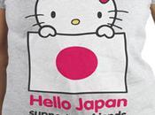Hello kitty Mighty Fine viennent aide Japon