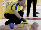 Human Curling Buzzman