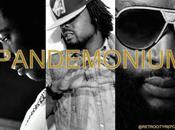 "Rick Ross feat Wale Meek Mill ""Pandemonium"""