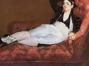 Jeune femme couchée costume espagnol