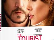 {The Tourist Blu-ray