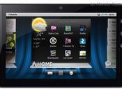 tablette tactile Dell Streak disponible France