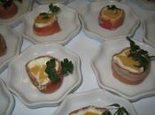 Maki jambon ganda, cointreau foie gras!
