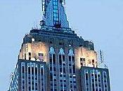 foudre frappe trois fois l'Empire State Building