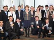 Lamy-Chappuis Bescond reçus Chantal Jouanno
