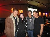 Fanpics with Twilight cast Vancouver Squamish