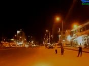 Ballade nocturne grand boulevard Kinshasa