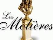 25ème cérémonie Molières, soirée France2,
