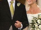 Mariage princier, diamants fleurs pour Kate