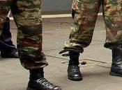 militaires arrêts Douala