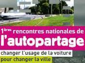 Strasbourg sera coeur premières Rencontres nationales l'Autopartage
