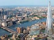 Londres, tour verre Renzo Piano fait l'ombre bâtiments historiques
