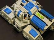 Siege Tank Lego