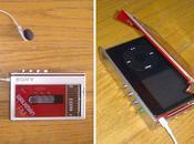 Pochette School pour iPod Classic