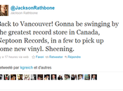 [Tournage Breaking Dawn] Jackson Rathbone retour