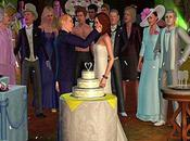 coulisses mariage Royal Sims-Sationnel Will Kate