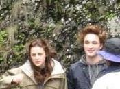 Behind scenes, Kristen Stewart Robert Pattinson Twilight