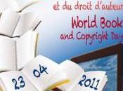 Journée mondiale livre droit d'auteur