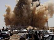 vraies raisons guerre Lybie