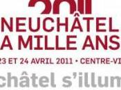 Événement Neuchâtel fête d'existence
