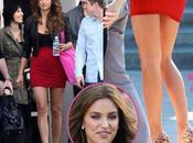model Irina Shayk jambes poilues