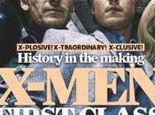 Total FILM, édition juin 2011 X-MEN: First Class, couvertures rétro